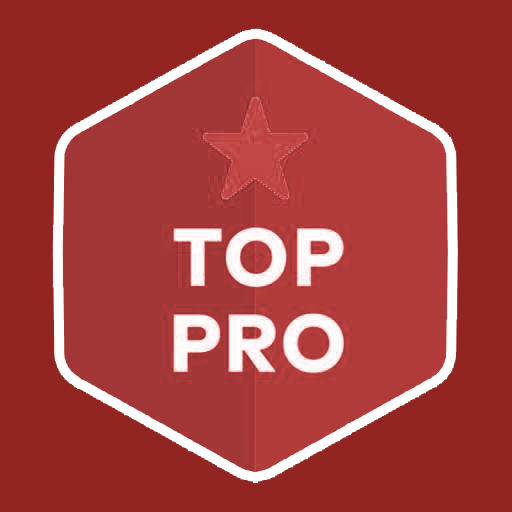 Thumbtack Top Pro Icon